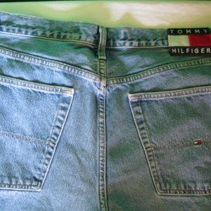Vintage 90s Tommy Hilfiger Jeans, 38